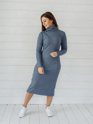 Платье Лапша SB меланж