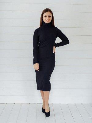 Платье Лапша SB черный