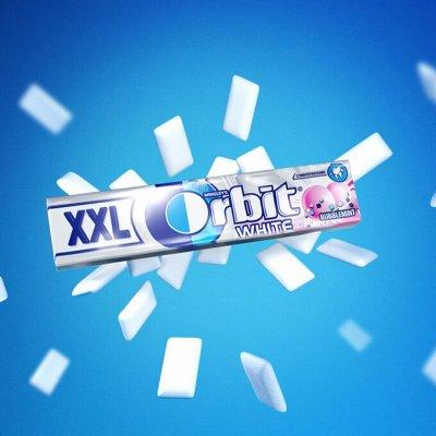 """Сладости 🍫для вашей радости☕️ — """"Orbit"""" Самая вкусная защита от кариеса! — Жевательная резинка"""