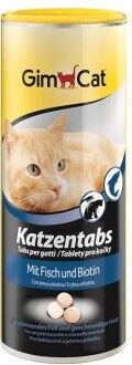 GIMCAT Витамины для кошек с рыбой и биотином 425 г