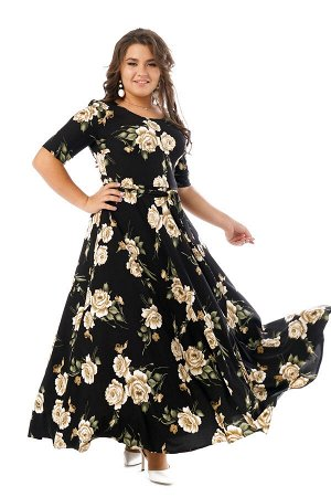 Платье-4499