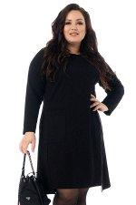 Платье-туника с карманом
