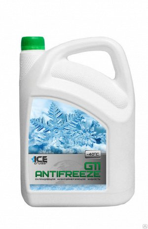 Антифриз ICE Cruizer Зеленый