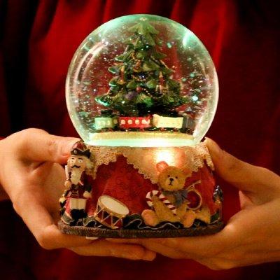 🎄Волшебство! Елочки! *★* Новый год Спешит! ❤ 🎅 — Волшебный снежный шар! — Все для Нового года