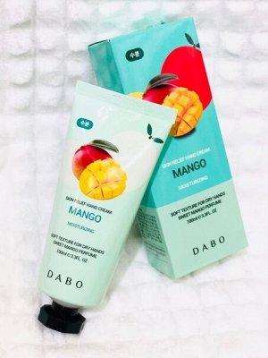 Крем для рук  с экстрактом манго DABO
