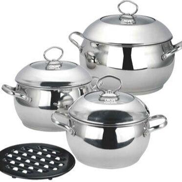 Cal*ve — Премиум качество на Вашей кухне! Скидки до 20%%! — НАБОРЫ ПОСУДЫ — Посуда