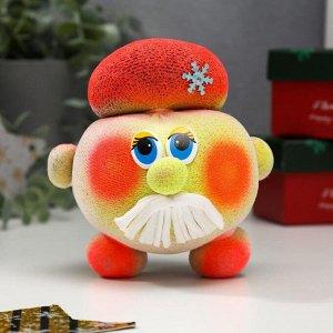 "Растущая травка Экоживчик ""Дед Мороз"""