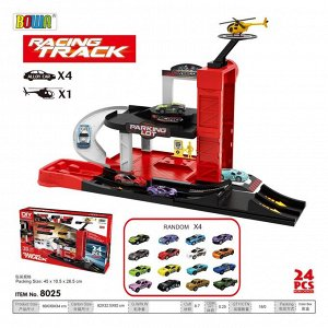 Игровой набор Парковка OBL752317 8025 (1/18)