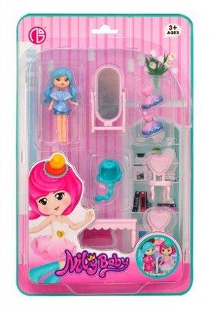 Кукла в наборе OBL787566 868-1A (1/96)
