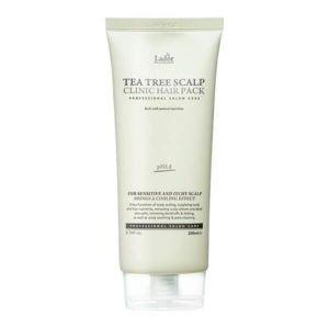 LADOR TEA TREE SCALP CLINIC HAIR PACK 200ml МАСКА-ПИЛИНГ ДЛЯ КОЖИ ГОЛОВЫ