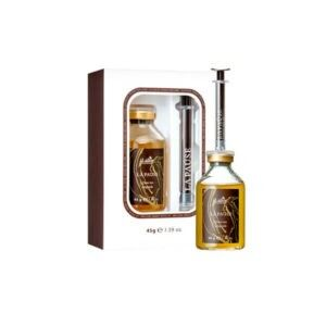 Lador la-pause time tox ampoule 45ml антивозрастная сыворотка с экстрактом черного трюфеля, прополиса