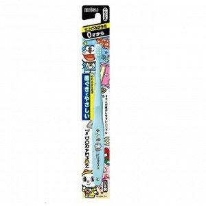 """Детская зубная щетка """"Синий кот"""" с суперкомпактной головкой для чистки зубов РОДИТЕЛЯМИ (с 0 лет) / 360"""