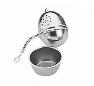"""""""PRESTO"""" Заварник для чая - яйцо, с блюдцем 420672"""
