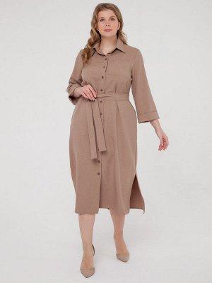 Платье-рубашка Прайм