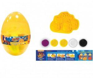 Вспыш. Набор для лепки яйцо арт.33525