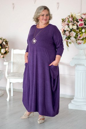 Платье Материал - ангора-софт. Состав: 65% ПЭ, 35% вискоза.