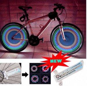 Светодиодные огни безопасности для велосипеда
