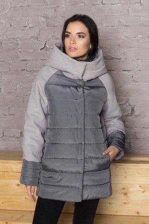 "Куртка ""AZ-319"" (серый)"