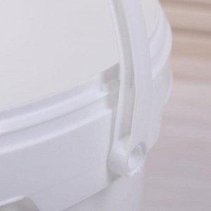 Бак-ведро пищевой, 11,3 л, с герметичной крышкой, «Для солений»