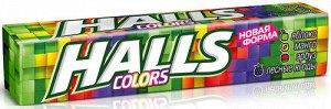 Леденцы Холс Halls Colors карамель леденцовая ассорти