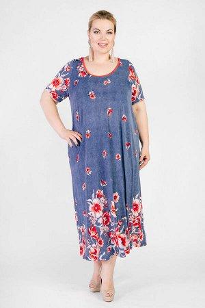 Платье PP21807FLK06