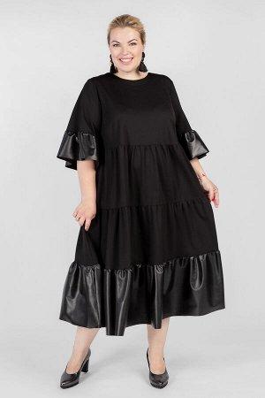 Платье PP62434BLK01