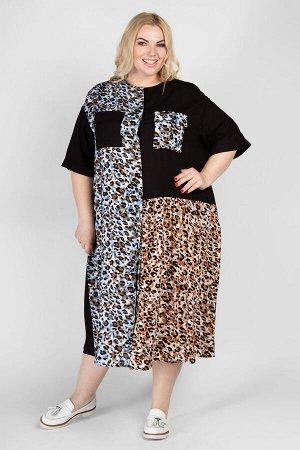 Платье PP73104LEO01