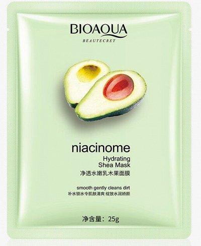 Bioaqua, Lanbena, Laikou-лучшая косметика, много новинок — BIOAQUA-тканевые маски.Новинки! — Восстановление