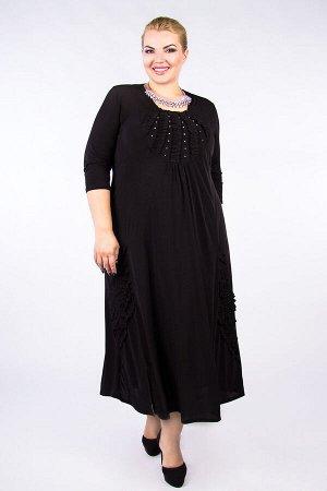 Платье PP23607BLK00