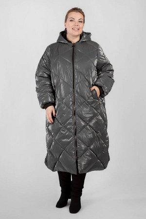 Пальто PL25233GRY23