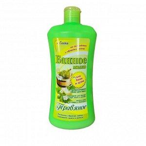 Жидкое мыло Банное Травяное 800 мл