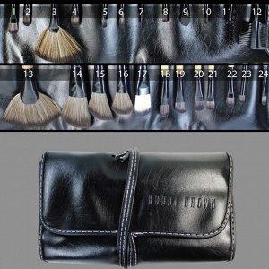 Набор кистей для макияжа 24 шт. KMM-64