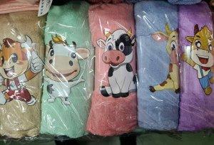 Полотенца для лица с символов года