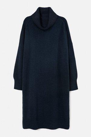 Платье жен. Luis глубокий синий