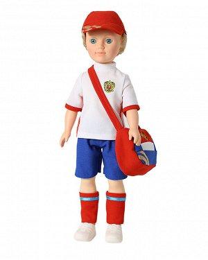 Кукла Александр Весна Футболист 2