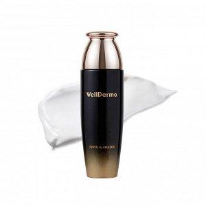 Увлажняющий, противовоспалительный эмульсия с германием, WellDerma Revital Ge Gold Emulsion  150мл
