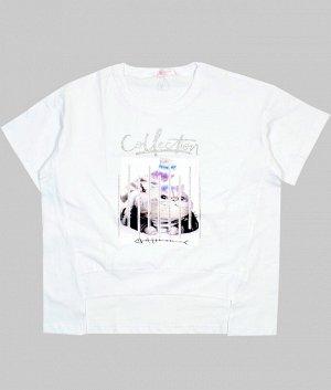 Футболка Colabear 684678 Белый *