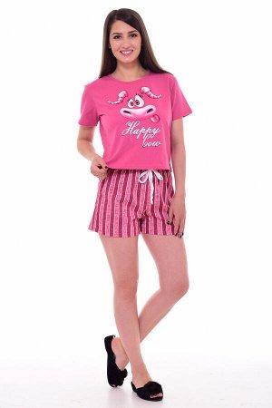 Пижама женская 1-194 (розовый)