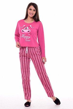 Пижама женская 1-193 (розовый)