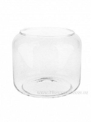 Ваза стекло Артуа-2 D 17 х H15 см