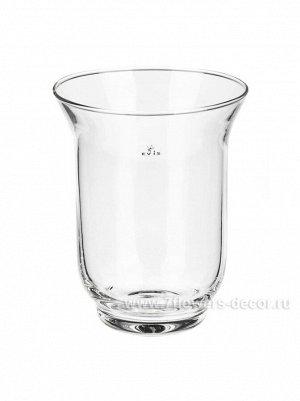 Ваза стекло Афина D12 х H15 см
