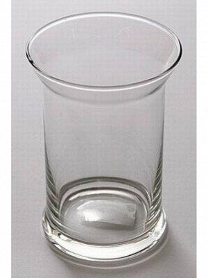 Ваза стекло Пантеон  D10;5 х 15см
