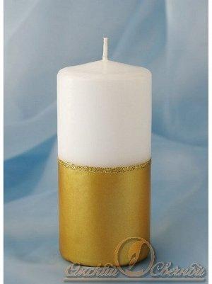 Пеньковая Золотисто-белый 60 х125 см свеча