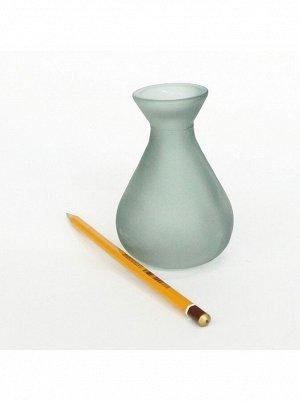 Ваза стекло h=10 d= 6;5 см цвет масть грульо