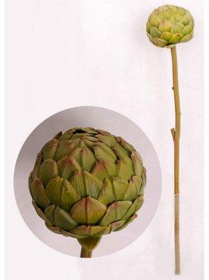 Артишок 63см цветок искусственный