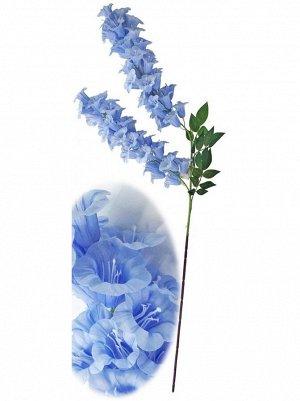 Колокольчик цветок 125 см цвет голубой HS-35-7