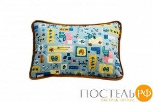 ALTRO KIDS текстиль арт.1182271-П Чехол на подушку BABY принт 40*60 см наволочка