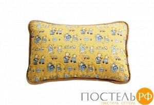 ALTRO KIDS текстиль арт.1182311-П Чехол на подушку БАМСИКИ принт 40*60 см наволочка