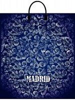 Сумка с пластик ручкой Мадрид 40 х 44/100
