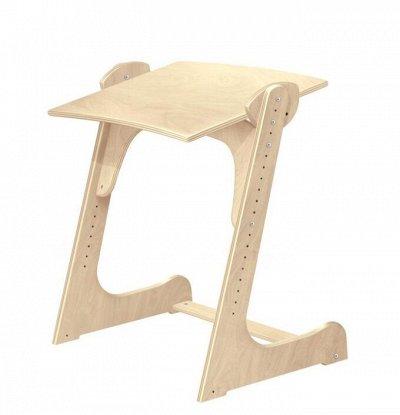 Растущий стул. Цвет Мая — Белый, Слоновая кость (скидки) — Cтoл пaртa — Столы и стулья